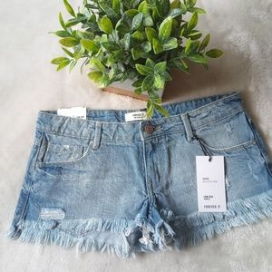 Forever 21 Jeans Shorts